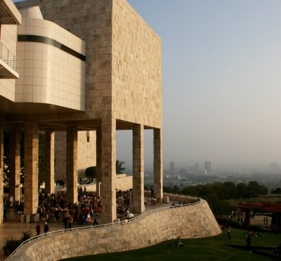 The Getty Center: Artful Fun for the Whole Family